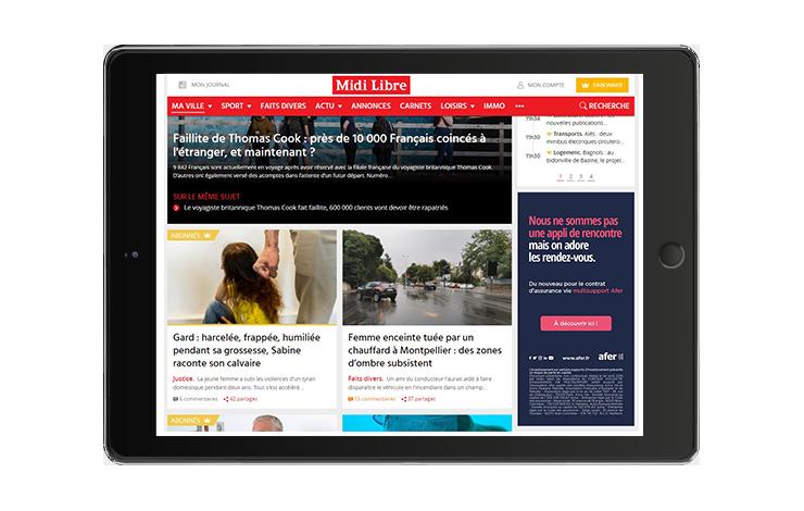 La solution Medialist