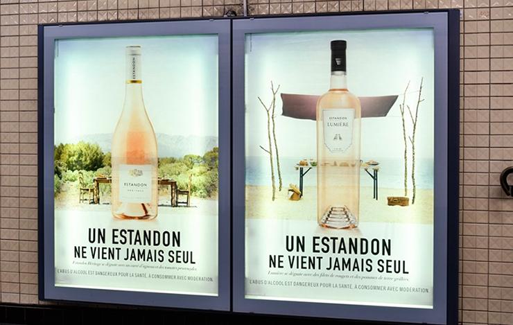 « Un Estandon ne vient jamais seul »
